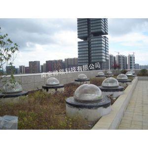 供应贵阳市城乡规划展览馆安装了DGG750光导照明系统