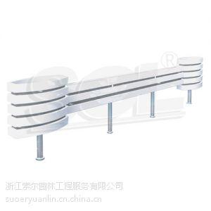 供应供应索尔SolPVC发泡花箱,隔离栏SL-H105花槽式护栏