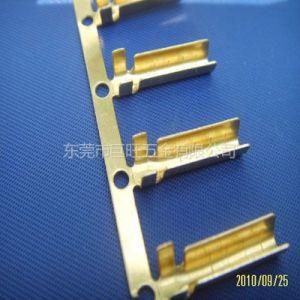 供应优质黄铜139端子|铜端子638单边端子