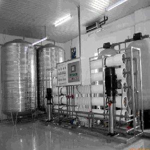 供应青州市华信水处理设备厂供应全套纯净水生产线