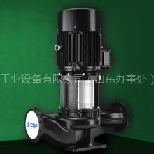 供应杭州南方泵业TD50-35/2管道循环泵,立式单级管道增压泵,供暖空调用管道泵销售