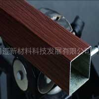 供应上海同迹新材料氟碳水印木纹铝诚招全国代理加盟