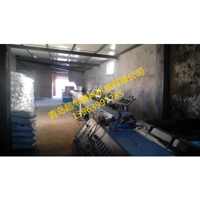 供应PPR、PERT地暖管机械加工设备