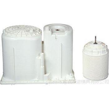供应单桶洗衣机、双桶洗衣机塑料模具设计制造