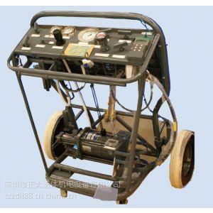 供应氧气注入设备HASKEL氧气增压器G310-100,深圳市正大流体机电设备公司
