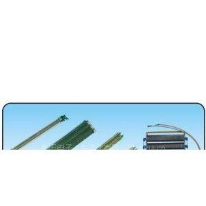 供应大批量供应空气幕/空调机组/风机盘管PTC表面绝缘辅助电加热管
