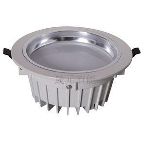 供应3寸压铸筒灯、胶筒灯配件、筒灯外壳