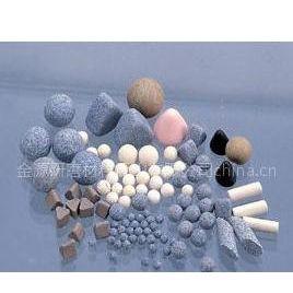 供应苏州陶瓷磨料/高铝瓷抛光料/去毛刺研磨石/抛光圆球