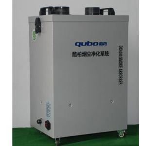 供应DX4000多工位焊锡烟雾净化机烟雾过滤器酷柏烟尘净化器 异味废气过滤器