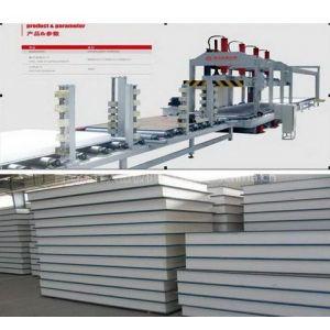 国森机械供应聚氨酯夹芯板设备