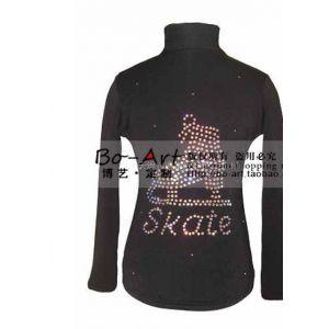 供应加工博艺定制花样滑冰服、滑冰服、艺术体操服、体操服、溜冰服
