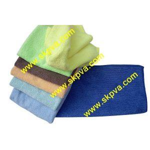 供应超细纤维毛巾 擦头巾 洗脸巾