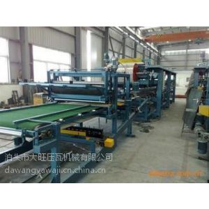 供应复合板机 彩钢设备 复合板流水线厂家直销