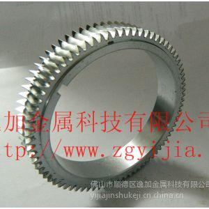 供应广东逸加锌基耐磨合金铝材设备蜗轮蜗杆生产厂家 蜗轮蜗杆订制 蜗轮蜗杆批发