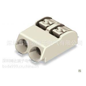 供应灯具电源接线器、LED照明行业接线端子、贴片端子2062、广东博达SMD接线器2060