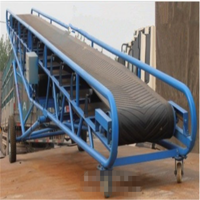 兴运厂家定制带式输送机,加宽带式输送机图片,圆管材质输送机图片 A1