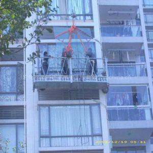 供应广州外墙吊玻璃 高空吊家具上楼