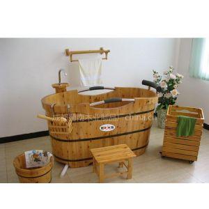 供应软扶手木浴桶,沐浴桶,成都木浴桶厂