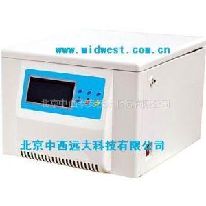 供应台式高速离心机(数码管显示、带一号转子) 型号:CS11PF/TG-18库号:M77805