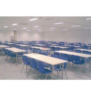 供应麦德嘉DW-020单位员工食堂餐桌椅,政府食堂专用桌椅