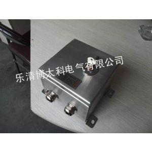 供应防爆接线箱 防水不锈钢端子箱 EXEIIT6 1.5-2MM厚 BTK