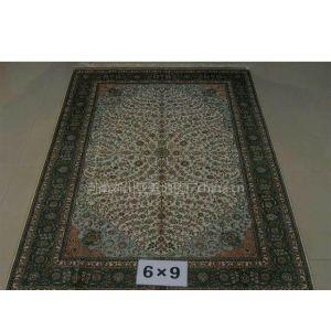 热销 高道手工地毯 蚕丝地毯 波斯风格 酒店地毯 厂家直销地毯