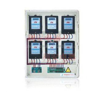 供应新式pc透明电表箱六表位