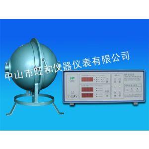 供应广东LED测试仪、积分球、HP8000 LED快速 光色电测试系统
