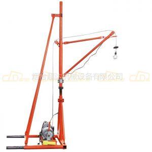 供应小吊机钢丝绳的保养及机器所需维护
