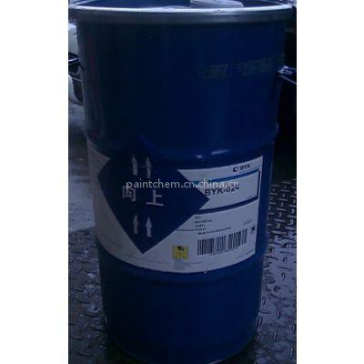 供应BYK-024水性消泡剂
