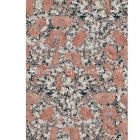 供应珍珠红/珍珠花石材板材荒料