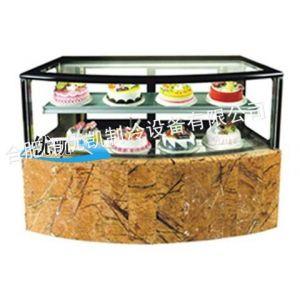 供应广元蛋糕展示柜价格,巴中/达州蛋糕柜多少钱-合肥优凯