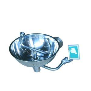 供应不锈钢壁挂式洗眼器LDXY0003