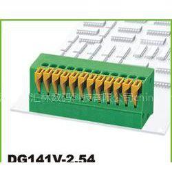 供应供应弹簧式PCB接线端子DEGSONDG141高品质