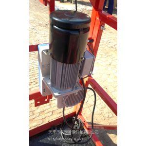 供应天津电动吊篮-吊篮租赁价格|销售|维修|安装