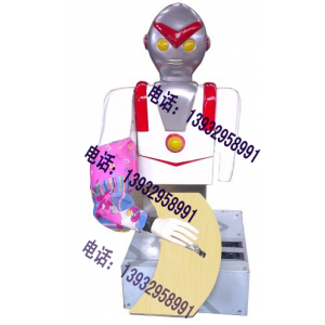 供应河北刀削面机器人生产销售_奥特曼刀削面机器人价格