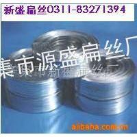 供应出口型镀锌扁丝(图)
