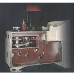 供应主轴双段齿轮箱头部,立式加工中心用