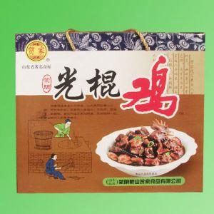 沂蒙山区特色名吃——蒙山光棍鸡