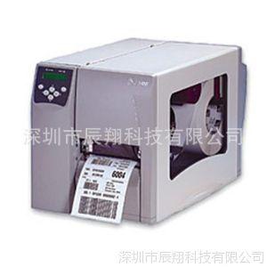 供应Zebra s4m条码打印机 工业标签打印机 300DPI标签机