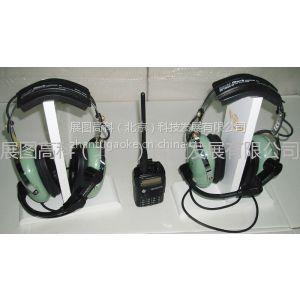 供应对讲机头戴式耳机davidclark进口及国产品牌民航机务地勤耳机降噪耳机