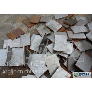 供应厂家直销湖南娄底钢制斜垫铁-防爆1/2方套筒头-机床调整斜铁