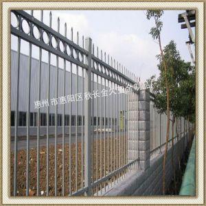 供应【厂家定制】 锌钢围墙护栏 热镀锌栅栏  锌钢围栏