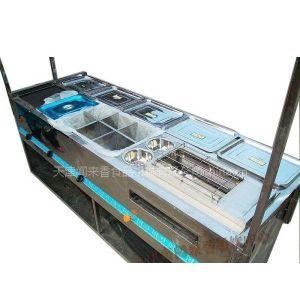 供应多功能小吃车,烧烤车,1.7米四功能红外线烧烤