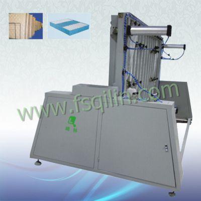 供应高级床垫打钮机(QL-DN-01)