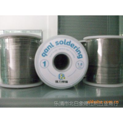 供应质优价廉强力焊锡丝1#1.0(锡:50%)图