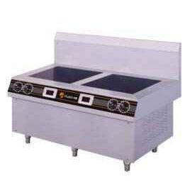 供应双头电磁平头灶,鲁信厨业,炉灶系列
