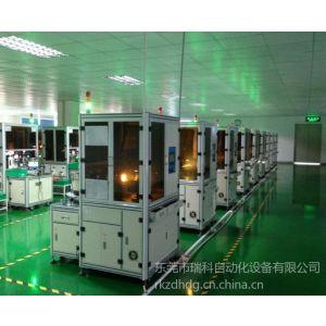 供应RK-1500-C4瑞科玻璃盘影像筛选机螺丝筛选机生产厂