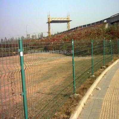 现货供应双边丝果园隔离护栏网 小区车间圈地工地建筑养殖护栏网