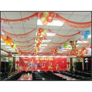 郑州活动策划公司 晚会现场布置 会场布置